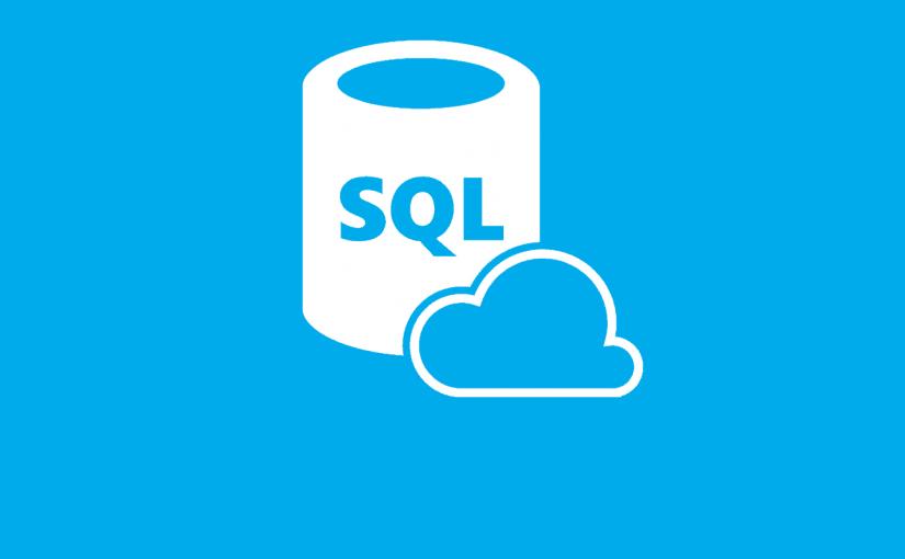 Como exportar e importar una Azure SQL Database