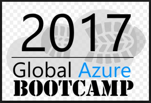 Global Azure Bootcamp Barcelona 2017